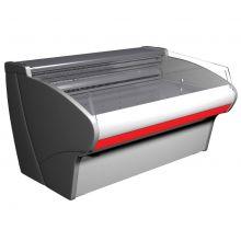 Универсальная холодильная витрина Полюс Сarboma ВХСл-1,5