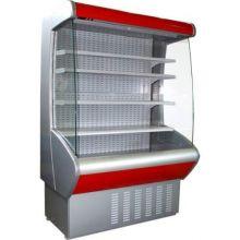 Холодильная горка Полюс Carboma ВХСд-1,9