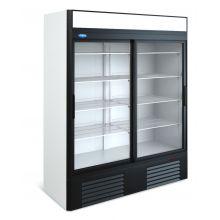 Универсальный холодильный шкаф МариХолодМаш Капри 1,5УСК купе