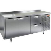 Холодильный стол HiCold GN 112/TN