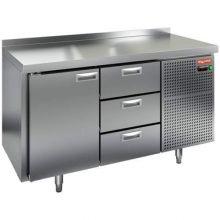 Морозильный стол HiCold SN 13/BT