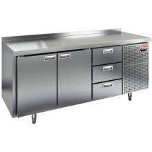 Морозильный стол HiCold GN 113/BT