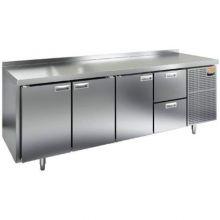 Морозильный стол HiCold GN 1112/BT
