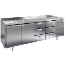 Морозильный стол HiCold SN 1133/BT